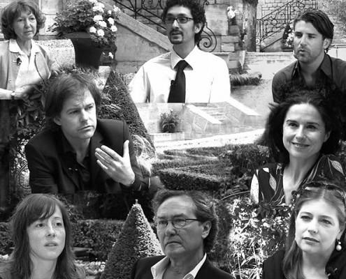 Gallimard Editions: entretiens vidéos filmés par Proteine Média