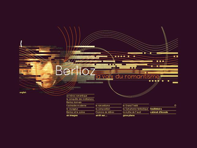 Bibliothèque nationale de France, site intranet exemple de Berlioz