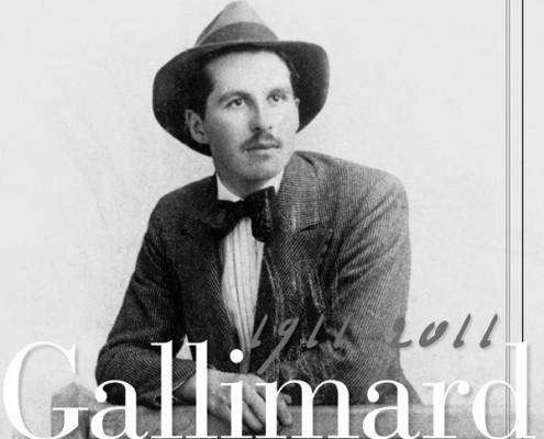 Centenaire des Éditions Gallimard , site web