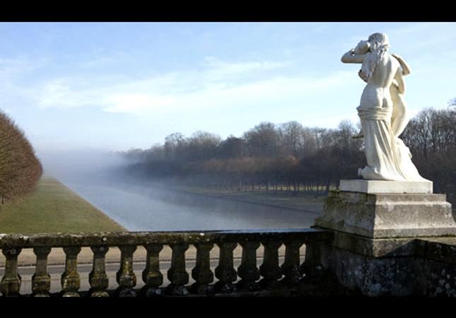 Site web pour le Château de Fontainebleau